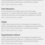 App Android Total Fiesta