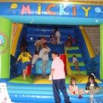 Castillo Hinchable Mickyi