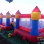 Castillo Hinchable Mini-Castillos